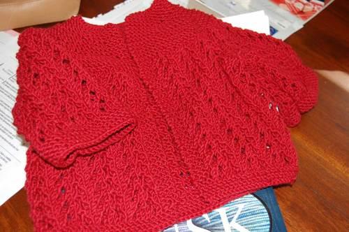 Obligation Sweater